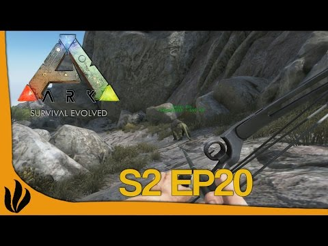 [FR] ARK: Survival Evolved - S2 Ep20 - Nouvel arc, Traker & Nouvelles espèces