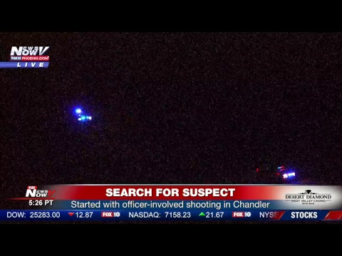 FNN: President Trump speaks in TN, massive fire in Massachusetts, officer-involved shooting in AZ