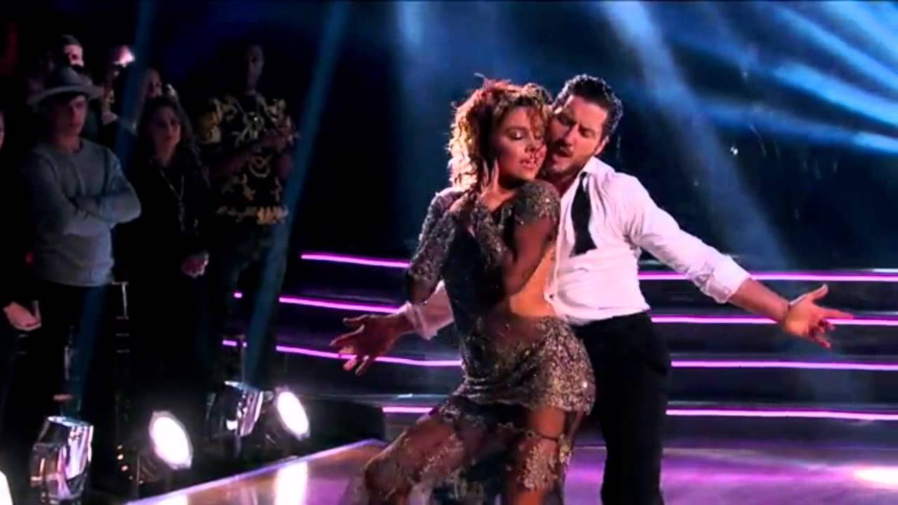 Val on dancing with the stars hookup