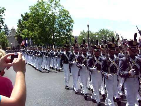 VMI Newmarket Parade May 15, 2011