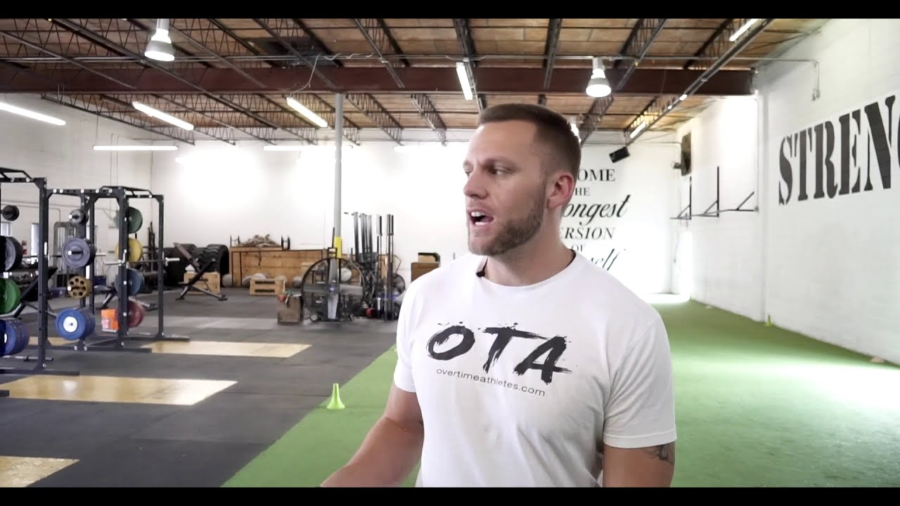 Athletes Speed And Upper Body Workout   Overtime Athletes  Overtimeathletes  09:39 HD