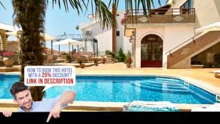 Small Hotel Kleopatra, Ulcinj, Montenegro HD review(, 2016-03-13T11:01:59.000Z)