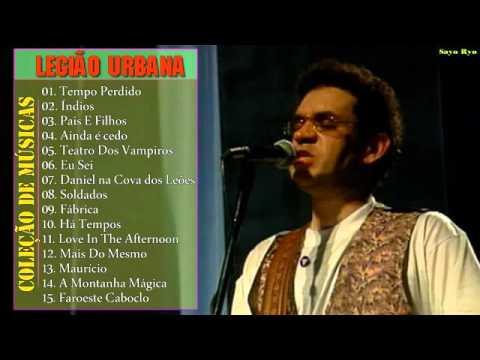 CD - Legião Urbana - Top 15 Melhores