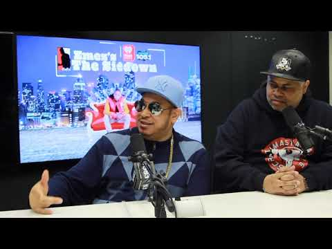 EmEz - Geechie Dan Talks Losses; Getting Back Into Hip Hip; New Projects & More!