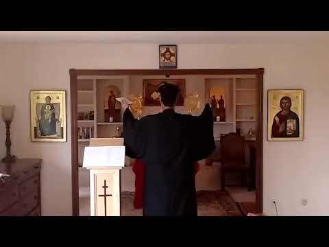Divine Liturgy for the Sunday of St. Mary of Egypt