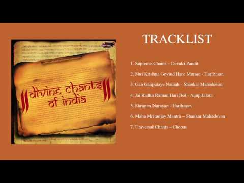 Divine Chants of India (Full Album Stream)