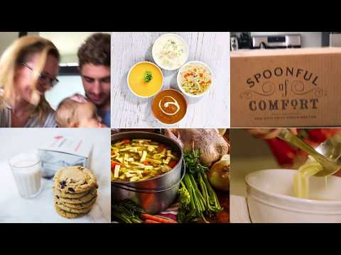 Gourmet Soup Delivery, Gift Baskets & Care Packages   Spoonful of Comfort