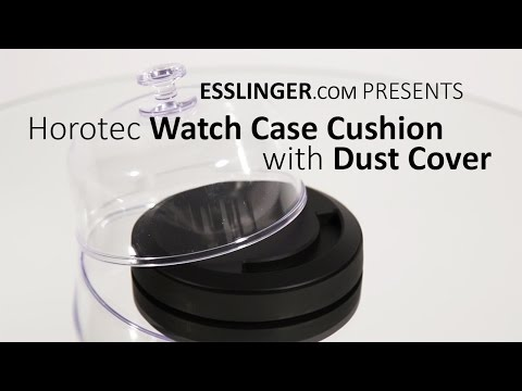 Horotec Watch Case Cushion with Dust Cover