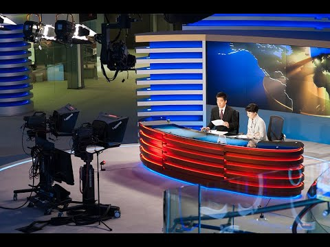 Phoenix TV Headquarters - Award winning Broadcast Studio