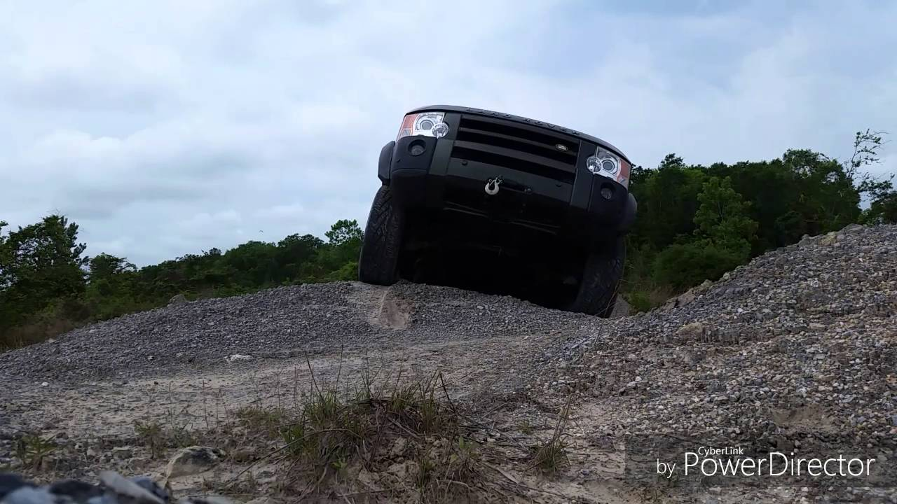 Land Rover LR3 Traction Control/crawling