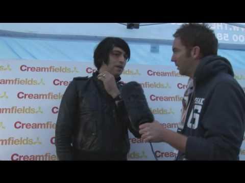 Erol Alkan Interview (Creamfields Backstage) | SPG
