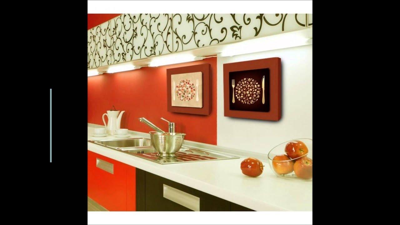 Quadro Cozinha Moderna Ou Um Quadro Negro Maior Na Cozinha