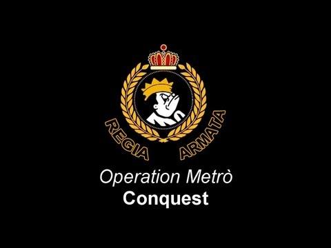 Battlefield 3 - Conquest - Operation Metro | Regia Armata - TVtech
