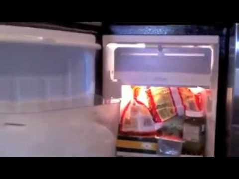Kitchen Aid Ice Maker Replacement Repair Diy Youtube