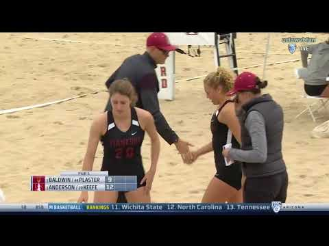 ASU at Stanford - NCAA Womens Beach Volleyball (March 10th 2018)