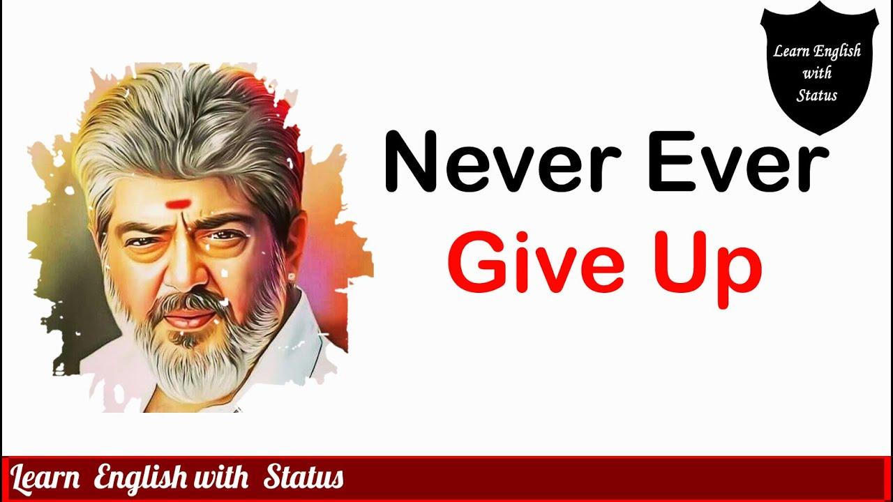 Download Thala Ajith Old    vivekam    Learn English With Status    Whatsapp Status    Dailogue in Enlgish