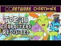Top 10 My Little Pony Characters REVISITED!