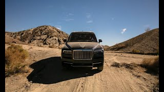 Taking a ROLLS ROYCE CULLINAN Off-Roading