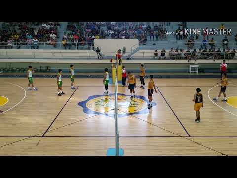 CESAFI 2018 USC vs USPF CHAMPIONSHIP MATCH GAME2 set1