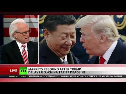 Trump anticipates 'largest trade deal ever made by far' w/ China