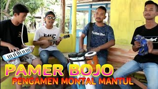 Download Mp3 Pamer Bojo - Pengamen Montal Mantul, Pianika Skil Dewa  Kereta Malam