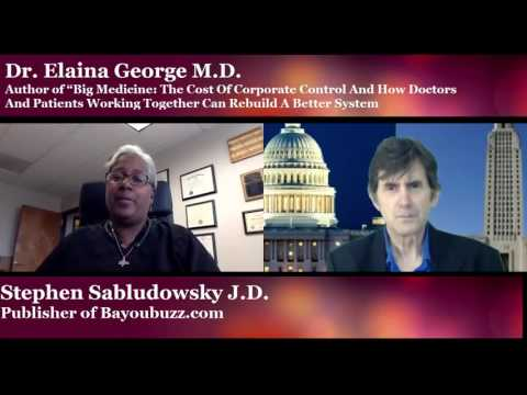 Why Obamacare is failing, killing healthcare & must end; Interview with Dr. Elaina George M.D.