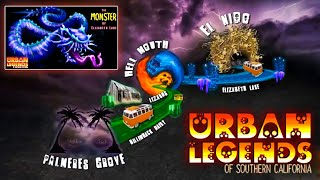 Urban Legends of Southern California Drive Thru Haunted House FULL DETAILS in Orange County