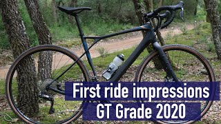 GT Grade 2020 - First Ride Impressions