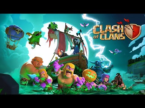 HALLOWEEN IS HERE!!! | Clash Of Clans | NEW UPDATE COMING!!