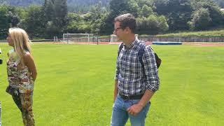 VIDEO - Napoli, sopralluogo a Dimaro con lo staff di Ancelotti