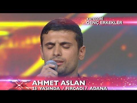 Ahmet Aslan - Bu Aşk Böyle Bitmez Performansı - X Factor Star Işığı