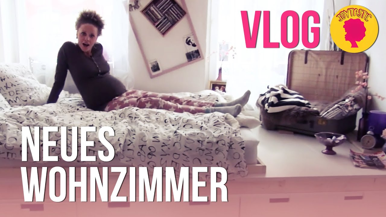 vlog i mein neues wohnzimmer youtube. Black Bedroom Furniture Sets. Home Design Ideas