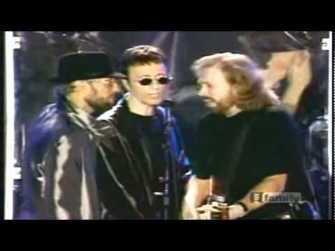 Bee Gees -- Guilty 1998 live Sydney Australia.