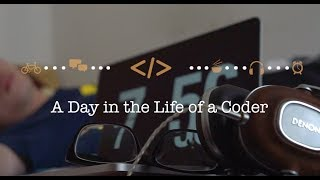 Gambar cover A Day in the Life of a Coder  一个程序猿的一天