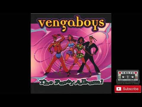 Vengaboys - The Party Album - 1998 FULL ALBUM