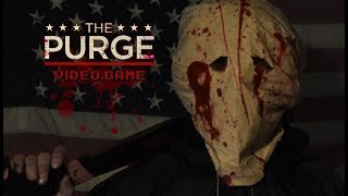 THE PURGE VIDEO GAME