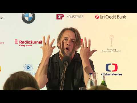 Press Conference  Richard Linklater EN