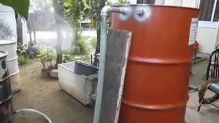 Volvariella Mushroom & Paddy Straw Mushroom Planting Spawn Pasteurization