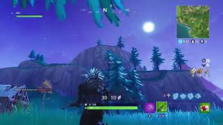 Crazy Fortnite Meteor Glitch