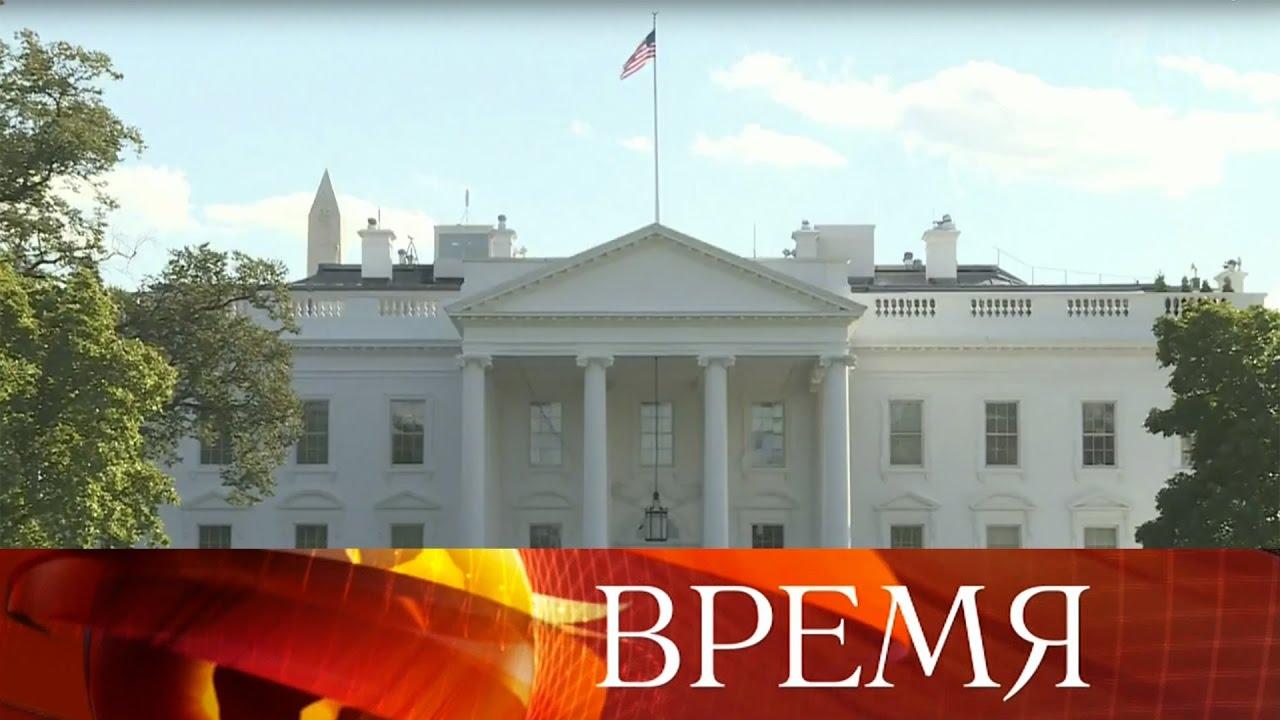 ВСША прошли переговоры Сергея Лаврова сРексом Тиллерсоном иДональдом Трампом.