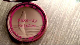 Maquillage solaire - la trousse idéale - Easyparapharmacie Thumbnail