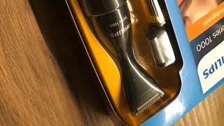 Philips MG1100 Precise edges&contours Trim shape&shave