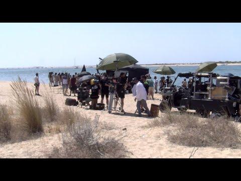 Cartaya Tv | La playa del Caño de la Culata, escenario del rodaje de