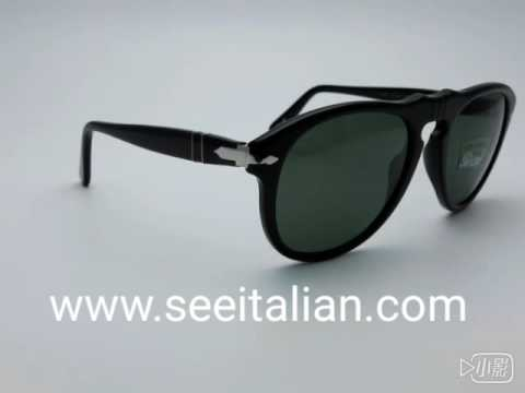 c037b1fdcc3 PERSOL PO649 95 58 - YouTube