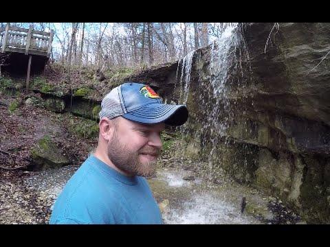 Graham Cave State Park ~ Missouri