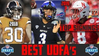 2019 NFL Draft BEST UDFA SIGNINGS (2019 NFL DRAFT UNDRAFTED FREE AGENT SIGNINGS)