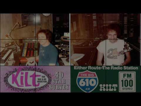 KILT RADIO HOUSTON - Bob Edwards 12-1979