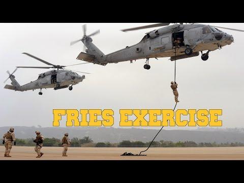 Arma 3 - ACE3 FRIES - Training the Elite [1080p]