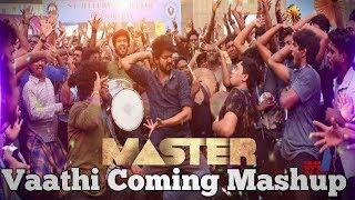 Vaathi Coming Mashup | Master | Thalapathy Vijay | Anirudh Ravichander | Lokesh kanagaraj