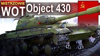 Object 430 - lepszy od E-50? World of Tanks